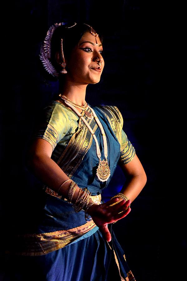 The graceful Classical Indian dance – Bharatanatyam