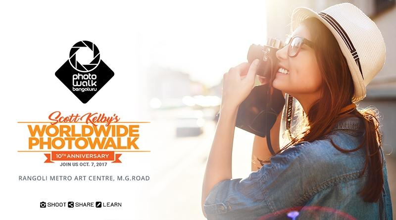 Photowalk Bengaluru – Scott Kelby Worldwide Photowalk | MG Road