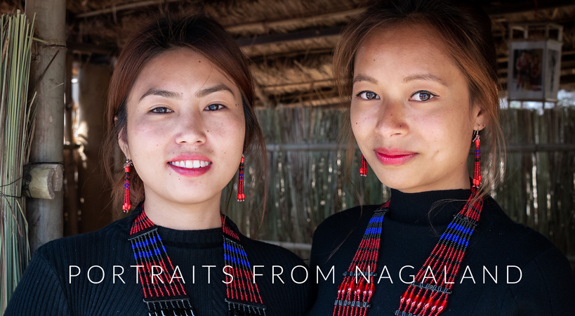 Read more about the article Portraits from the Hornbill Festival Nagaland